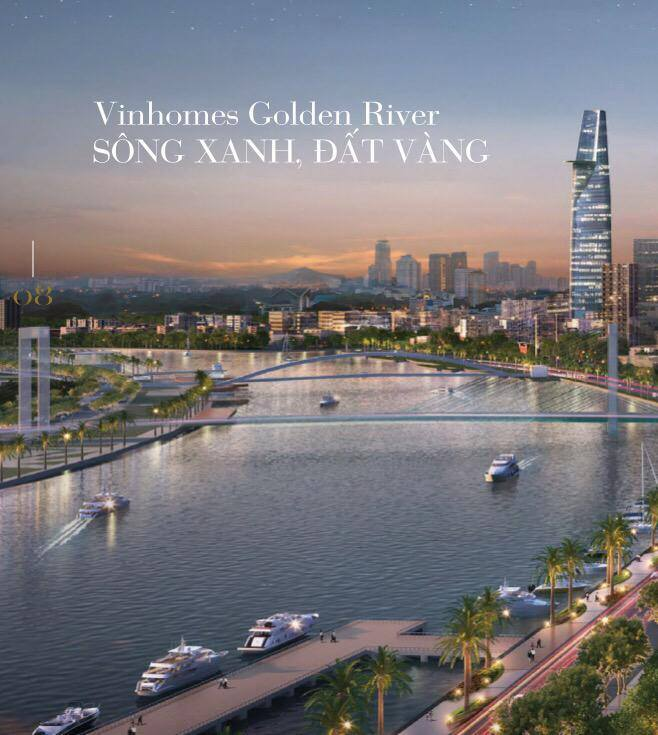 view song vinhomes golden river