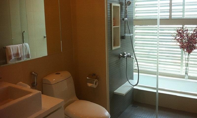 cho thuê căn hộ The Vista 2 phòng ngủ