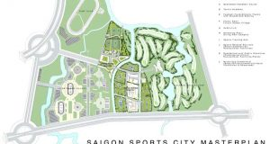 doi net du an saigon sports city quan 2
